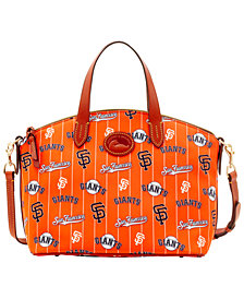 Dooney & Bourke San Francisco Giants Nylon Satchel