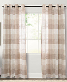 "Miller Curtains Niles 50"" x 95"" Grommet Panel"
