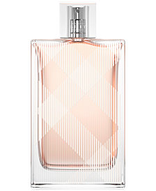 Burberry Brit Eau de Toilette Spray, 3.3 oz.