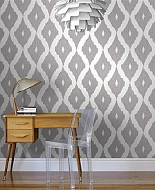 Kelly's Ikat Wallpaper