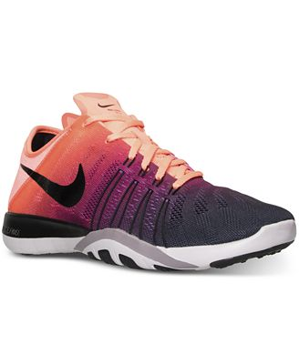 outlet store 4ebae f036d ... Nike Womens Free TR 6 Spectrum Training Sneakers from Finish Line .