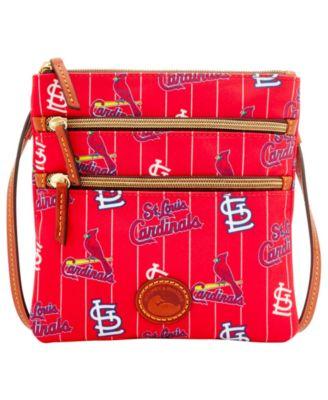 St. Louis Cardinals Nylon Triple Zip Crossbody
