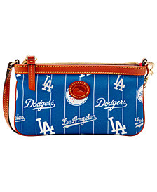 Dooney & Bourke Los Angeles Dodgers Nylon Wristlet