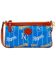 Dooney & Bourke Kansas City Royals Nylon Wristlet