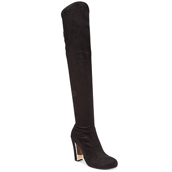 Material Girl Priyanka Over-the-Knee Stretch Boots