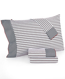 Tommy Hilfiger Novelty Print Twin XL Sheet Set