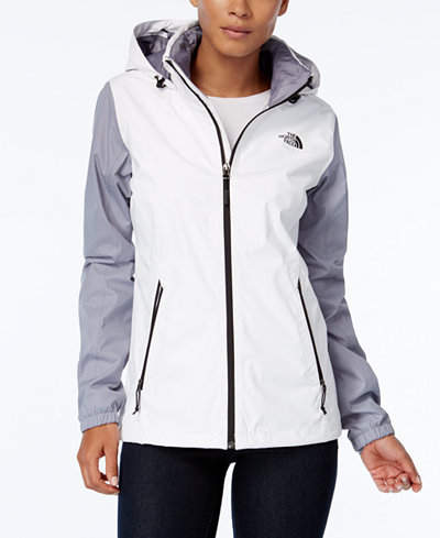 The North Face Waterproof Resolve Plus Jacket - Jackets - Women ...