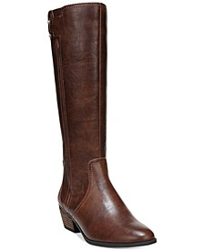 Brilliance Wide-Calf Tall Boots