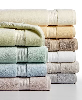 Hotel Collection Finest Elegance Bath Towel Collection, Luxury Turkish Cotton, Only at Macy's
