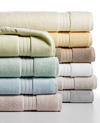 larger view. Hotel Collection Finest Elegance Bath Towel Collection  Luxury