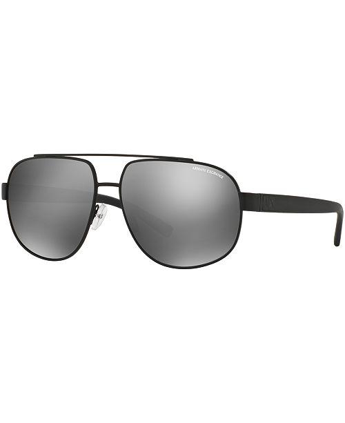 Armani Exchange AX Sunglasses, AX2019S