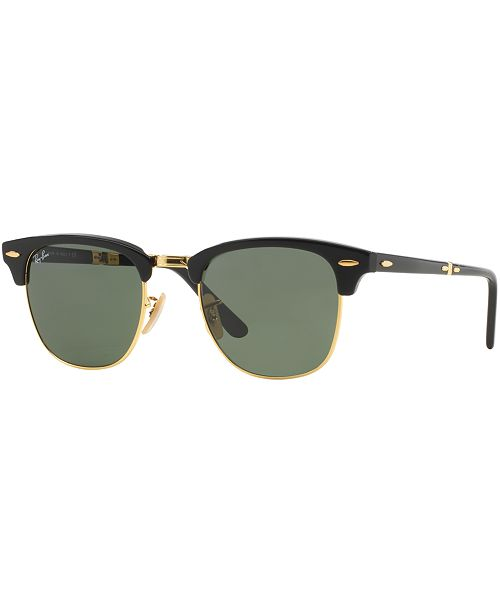 Ray-Ban Sunglasses, RB2176 CLUBMASTER FOLDING