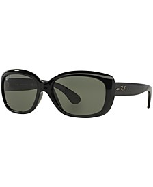 Polarized Polarized Sunglasses , RB4101 JACKIE OHH