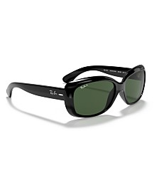 Ray-Ban Polarized Polarized Sunglasses , RB4101 JACKIE OHH