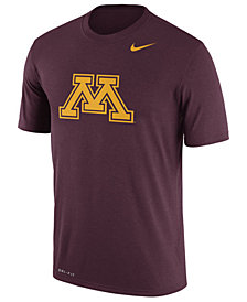 Nike Men's Minnesota Golden Gophers Legend Logo T-Shirt