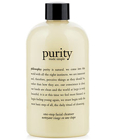 philosophy purity made simple, 12 oz