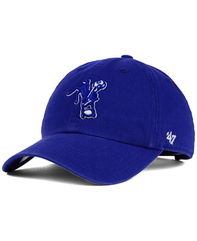 '47 Brand Kids' Indianapolis Colts CLEAN UP Cap