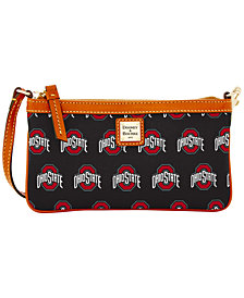 Dooney & Bourke Ohio State Buckeyes Large Dooney & Bourke Wristlet