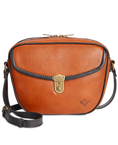 Patricia Nash Lia Oval Crossbody
