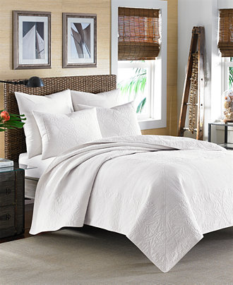 Tommy Bahama Home Nassau Quilt Collection Quilts