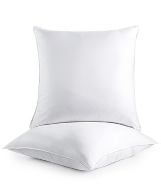 Relatively Martha Stewart Collection 2-Pack Euro Pillows, Created for Macy's  YV21