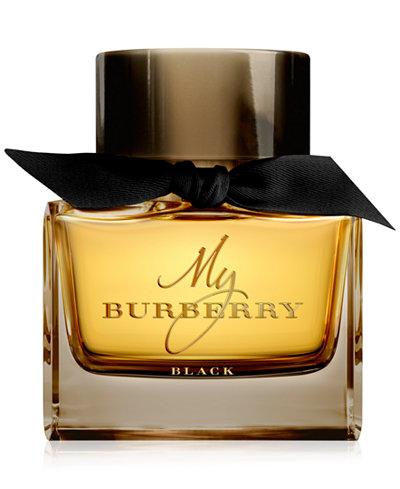 Burberry My Burberry Black Parfum Fragrance Collection