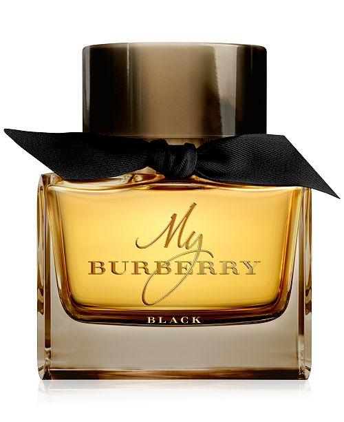 Burberry My Burberry Black Parfum Fragrance Collection