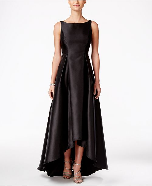 1650ad4160 Adrianna Papell High-Low Ball Gown   Reviews - Dresses - Women ...