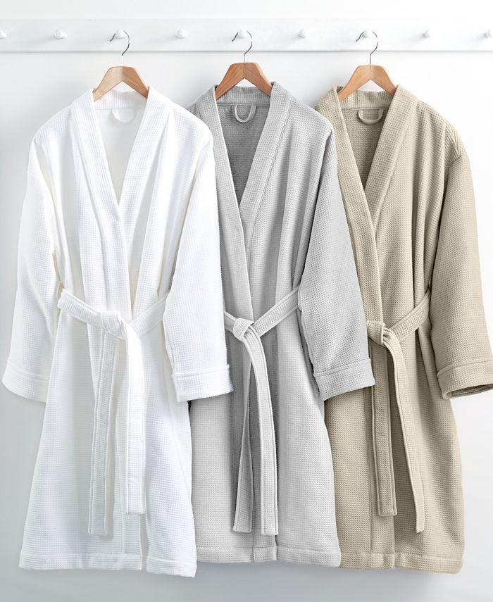 Hotel Collection - Waffle Bath Robe