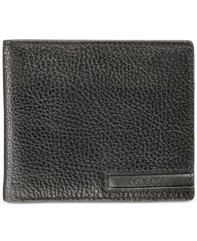 Calvin Klein Men's Wallet w Keychain