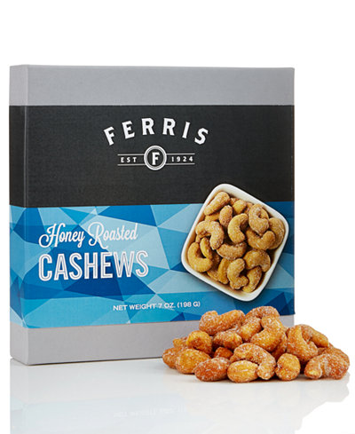 Ferris Honey-Roasted Cashews Gift Box