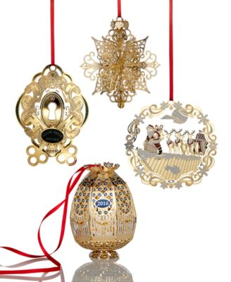 Collectible Christmas Ornaments chemart peacock christmas ornament - holiday lane - for the home