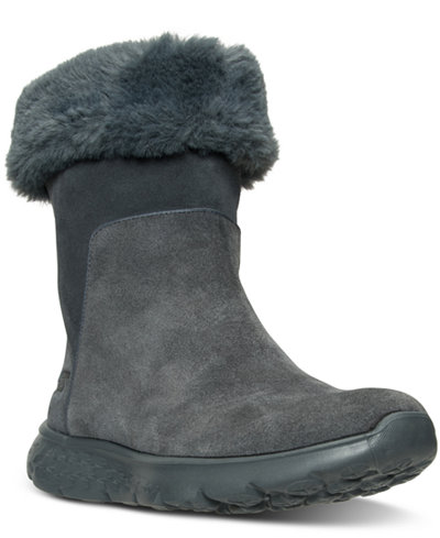 Skechers Women's On The Go 400 - Comfy Outdoor Boots from Finish Line