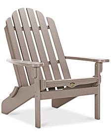 Essential Adirondack Folding Chair, Quick Ship