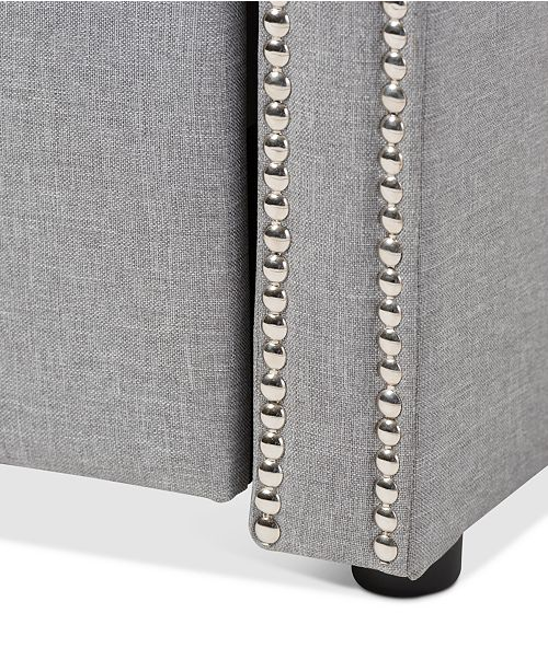 Furniture Roydon Modern & Contemporary Upholstered Twin