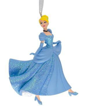 Hallmark Cinderella Resin Ornament