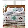Harper 3-Pc. Reversible Full/Queen Comforter Set Deals
