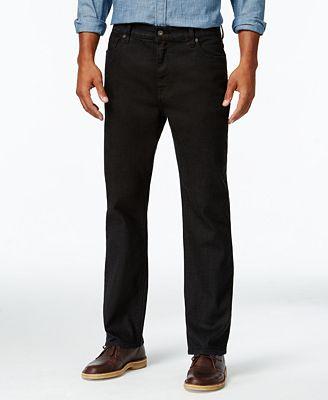 Cutter & Buck Men's Big and Tall Greenwood Denim Jeans
