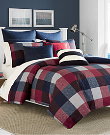CLOSEOUT! Nautica Reade Bedding Collection