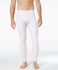 Alfani Men's Thermal Pants, Created for Macy's