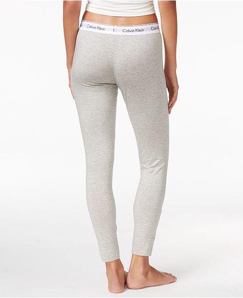 8eaf65ff99 Calvin Klein Modern Logo Pants D1632   Reviews - Bras