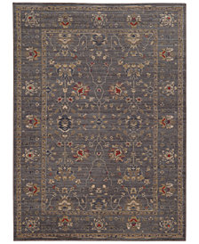 "Tommy Bahama Home Vintage 534K Blue 9' 10"" x 12' 10"" Area Rug"