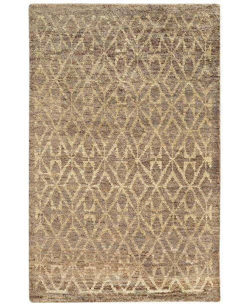 Tommy Bahama Home Ansley Jute 50907 Beige 5' x 8' Area Rug