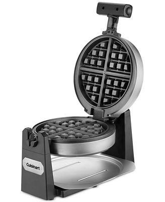 Cuisinart Waf F10 Round Belgian Waffle Maker Small