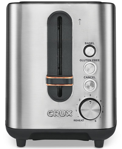 Crux CRX14544 2-Slice Toaster, Created for Macy's
