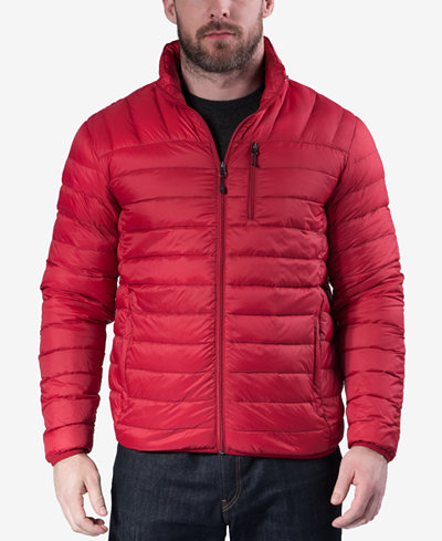 Hawke & Co. Outfitters Men's Big & Tall Quilted Packable Down ...