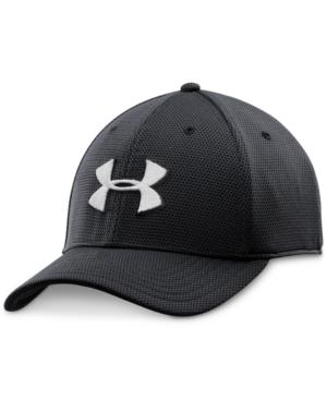 Under Armour Men's Blitzing Ii Stretch-Fit HeatGear Hat