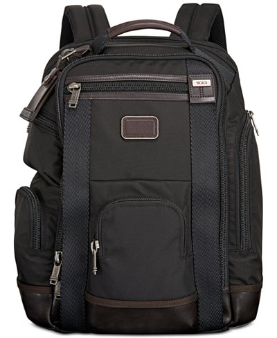Tumi Men's Shaw Deluxe Backpack