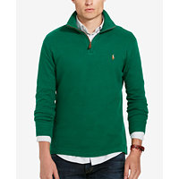 Polo Ralph Lauren Estate Rib Half Zip Men's Sweater (Multiple Colors)