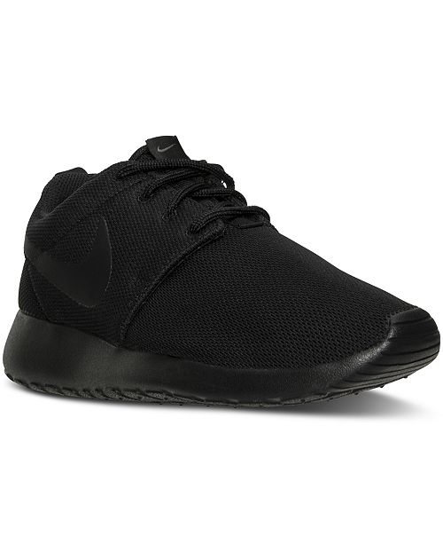 130a923734c8 Nike Women s Roshe One Casual Sneakers from Finish Line   Reviews ...